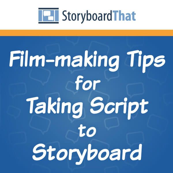 8 best Filmmaking Tips for Taking Script to Storyboard images on - sample script storyboard