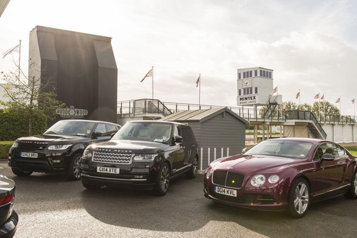 There's more where that came from! #LandRover #Bentley