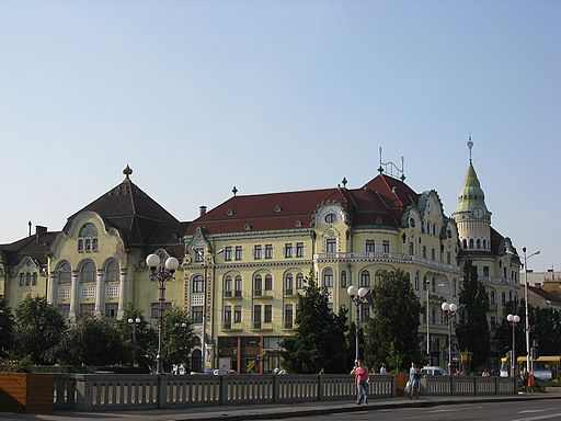 Romania Oradea hotel Vulturul free photo