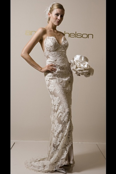 9 best amy michelson images on pinterest short wedding gowns lace up amy michelson bridal spring 2010 collection junglespirit Images