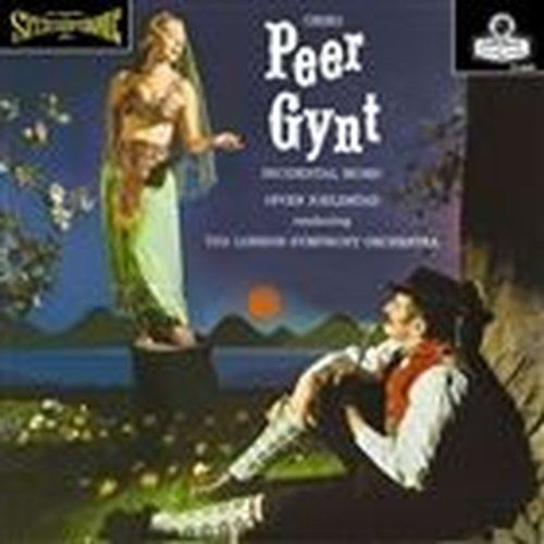 NEW Grieg Peer Gynt Suite (Vinyl)
