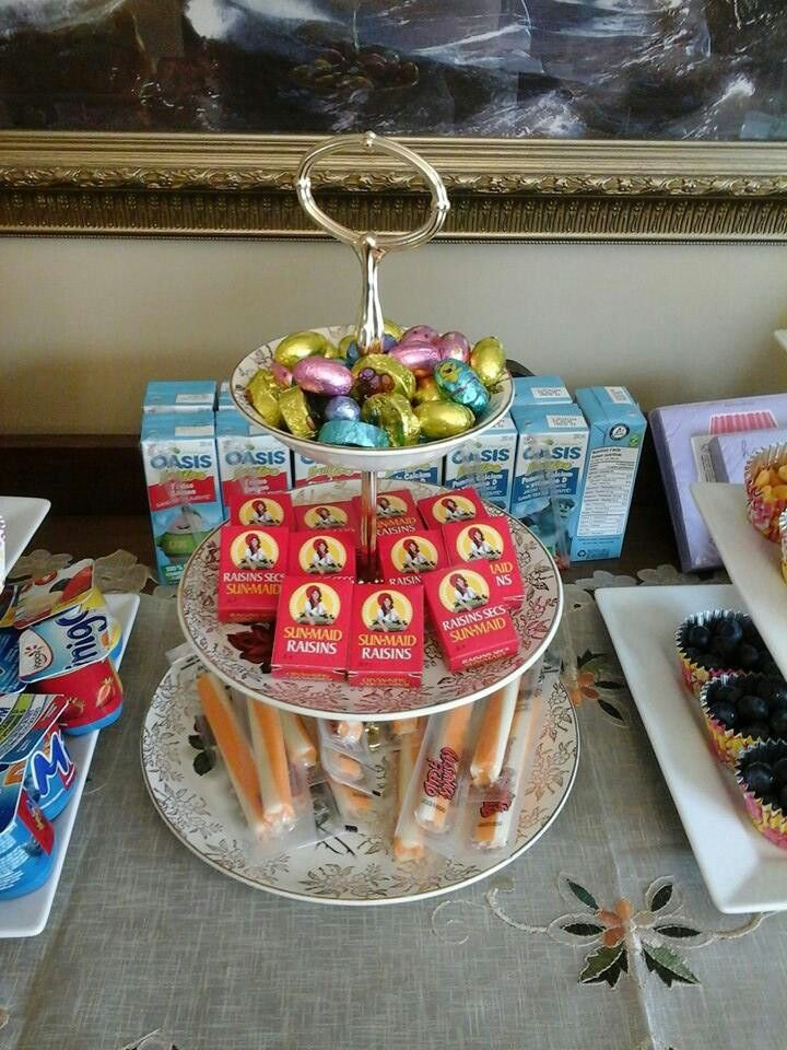 3 year old birthday party food