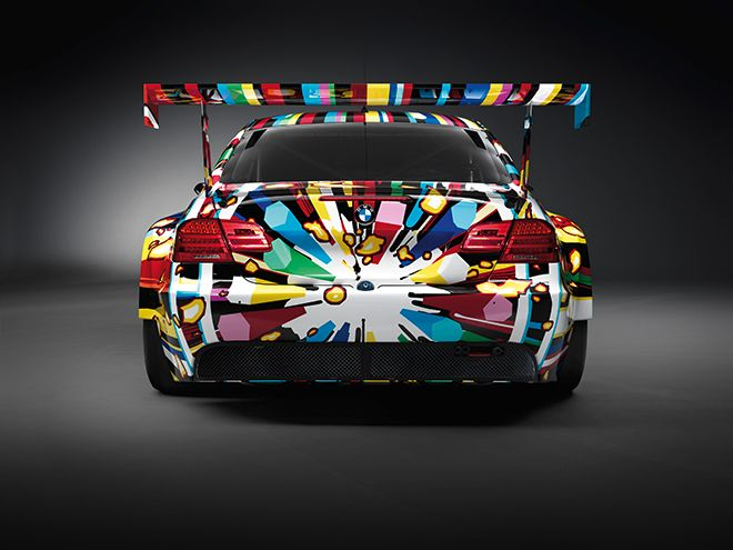 #BMW #M3 GT2 by Jeff Koons
