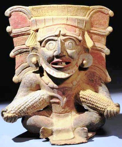 The Incense burners were found in Royal Tombs, Nebaj and Tiquisate, produced the finest Classic Incense burbers