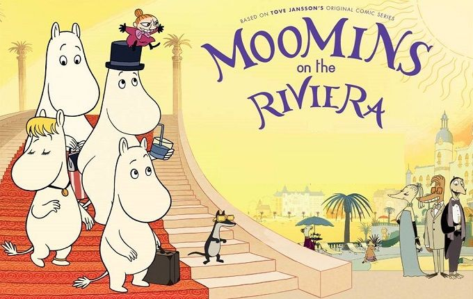 A hand-drawn animation feature celebrating Tove Jansson's original comic strips and the universal appeal of the #Moomins.