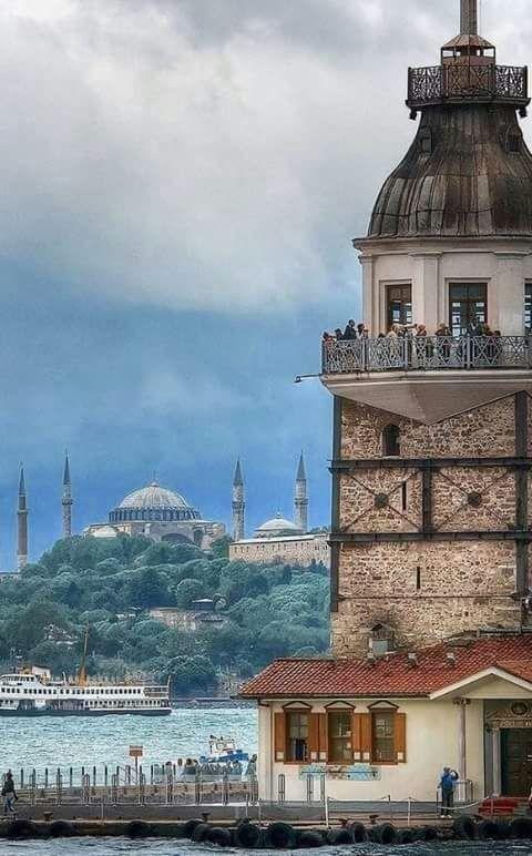 Kız Kulesi,Istanbul