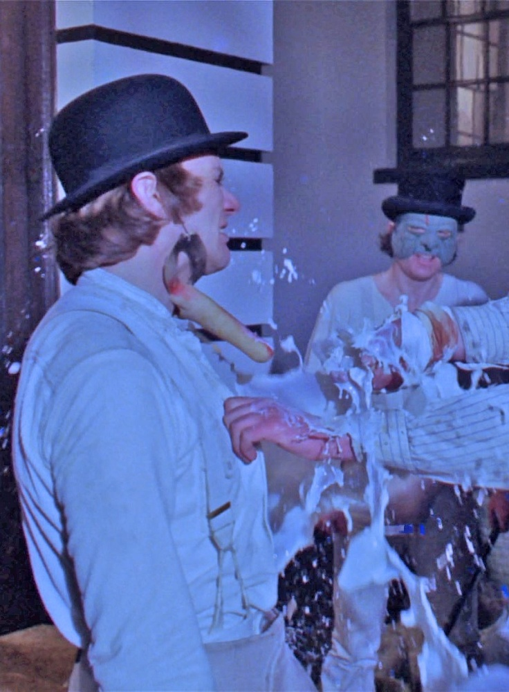 """a clockwork orange film analysis By: jay dyer stanley kubrick's adaptation of anthony burgess' dystopian novel a clockwork orange was definitely due for a full treatment – a full ludovico treatment i last watched the film some six or seven years ago and, while i knew there were obvious """"mk ultra"""" themes, there was much i missed."""