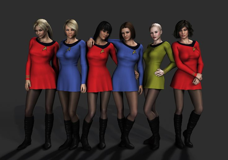 Star Trek HD by Torqual3D.deviantart.com on @DeviantArt