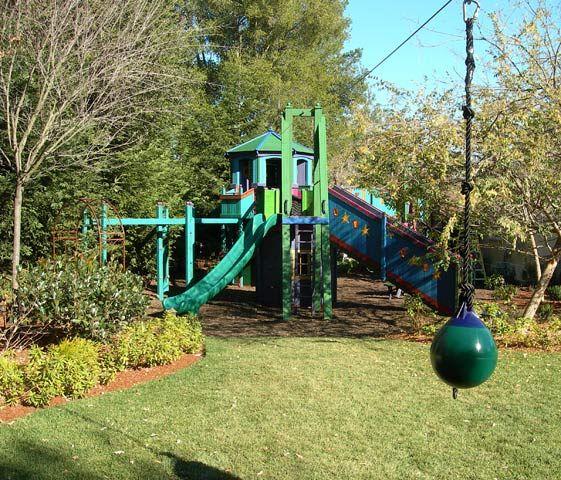 64 best fairy garden zip lines yard images on pinterest for Magic cabin tree fort kit