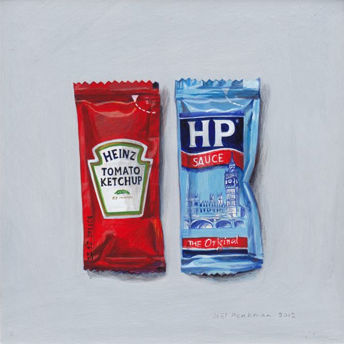 British food series - joelpenkman