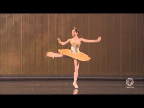 San Francisco Ballet - The Nutcracker - Dance of the Sugar Plum Fairy - Ovation - YouTube