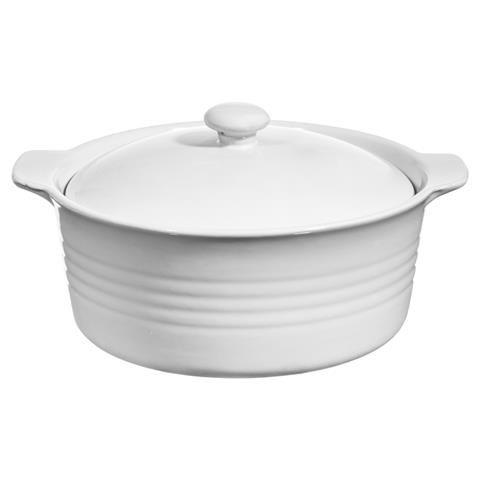 Casserole Dish - White