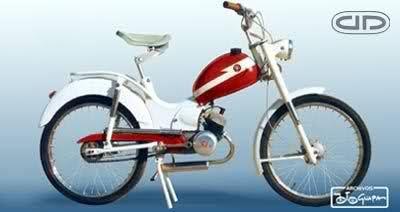 Ossita 50 C, 1960 a 1962 50CC