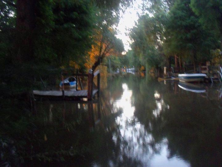 Martín Gabriel Serpa: es el arroyo San Jorge y la foto se tomo desde el muelle de unas cabañas donde pasamos unos dias y que se llaman San Jorge .. es un lugar muy tranquilo !!! Un abrazo