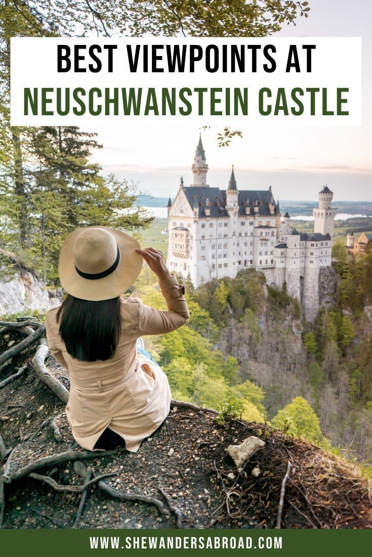 How To Find The Best Neuschwanstein Castle Viewpoints In 2020 Neuschwanstein Castle Amazing Photography Germany Travel Guide