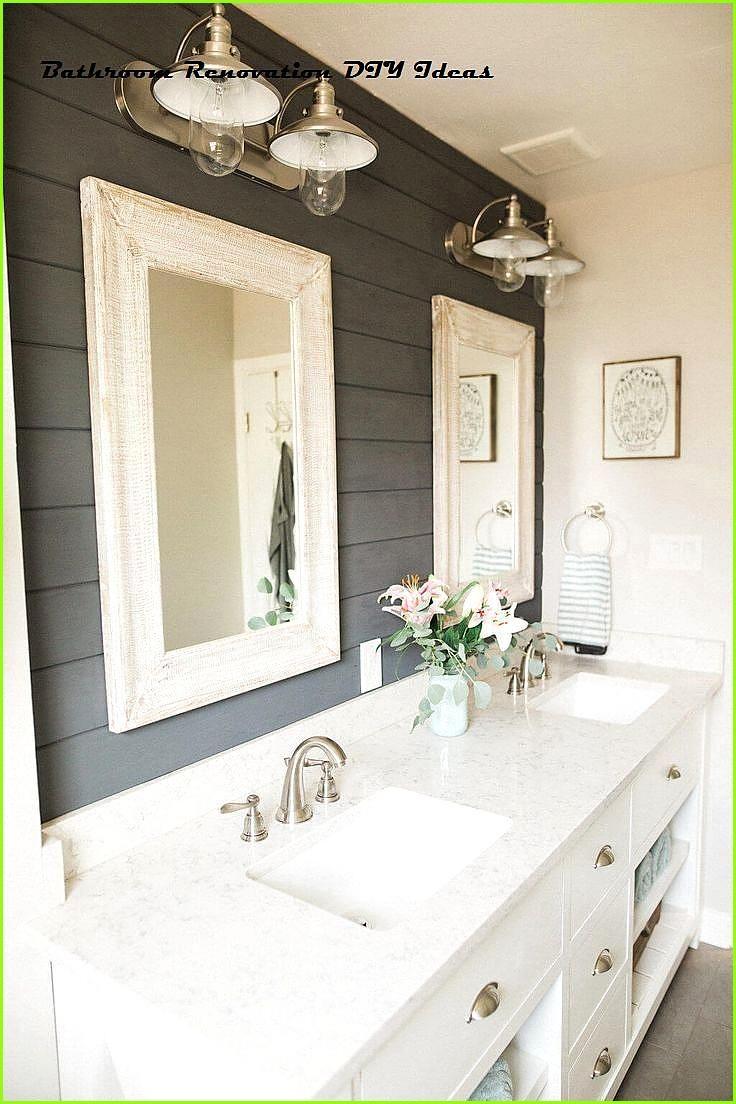 Diy Badezimmerschrank Badezimmerschrank Diy Homediyorganizationsbathroom Wohnkultur In 2020 Minimalistisch Dekor