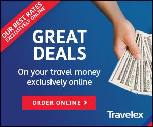 Use Travelex Travel Card. The most convenient way to travel.