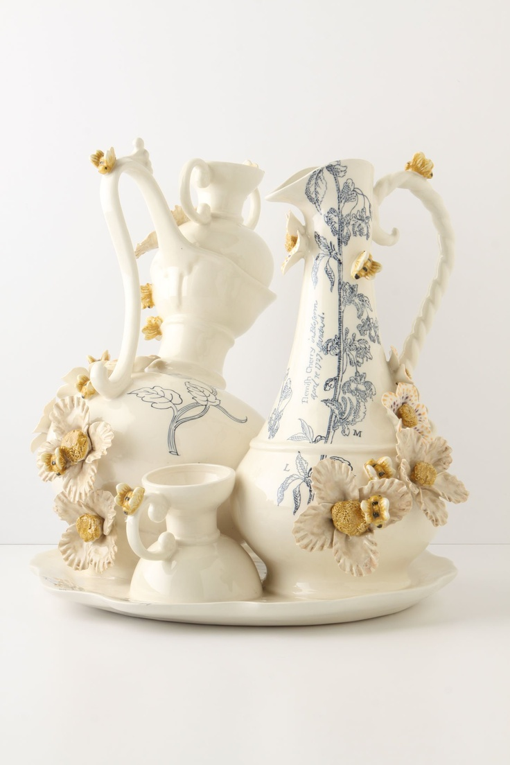 A Blooming Occasion Decoration - Anthropologie.com