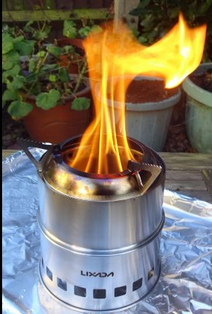 The Lixada Wood Fuel Stove Review is here... This stove is a phenomenal price and in my eyes... #CampingStove