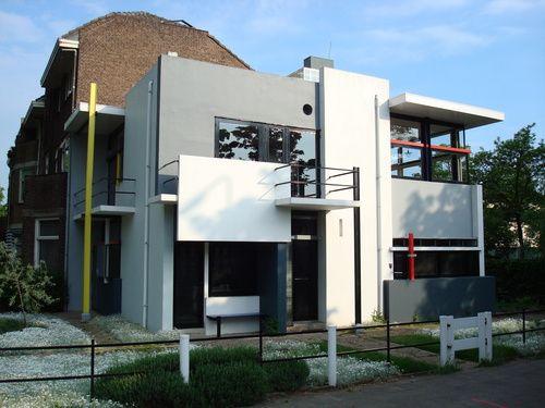 Rietveld Schröder Huis, Utrecht