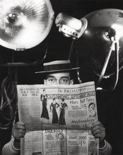 Buster Keaton, 1931 - George Hurrell Prints - Easyart.com