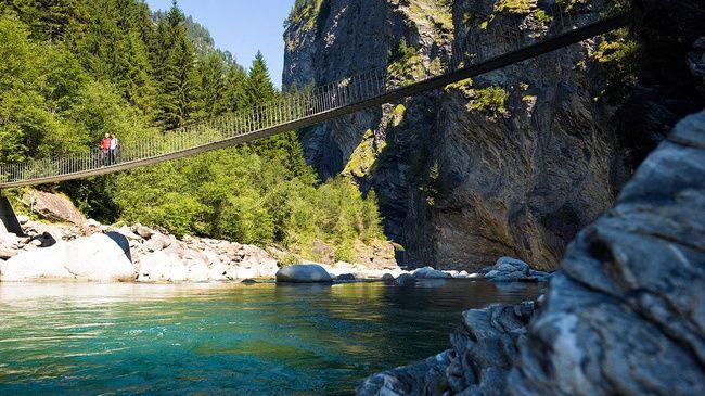 Viamala-Schlucht - Schweiz Tourismus