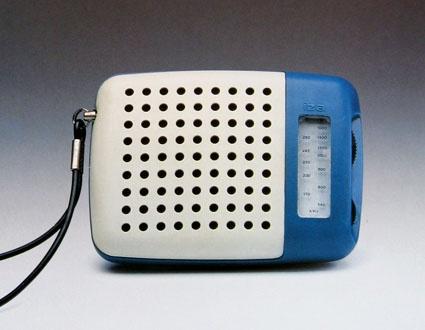 Radioodbiornik IZA