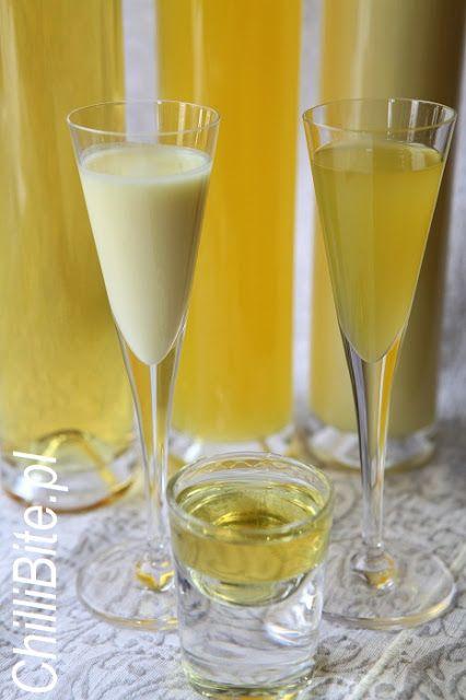 ChilliBite.pl - motywuje do gotowania! Świetne przepisy, autorskie zdjęcia i dobra energia :): Cytrynówka, limoncellio i crema di limoni