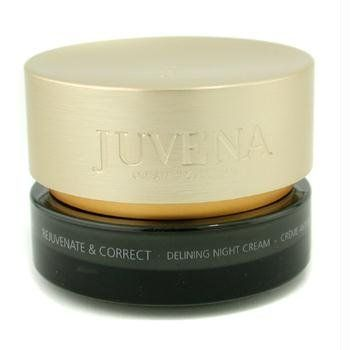 Juvena Delining Night Cream (Normal To Dry) 50ml/1.7oz by Juvena. $96.56. An ultra-potent emollient night cream. An ultra-potent emollient night cream Developed with SkinNovaSC Technology Revives skin functions & corrects skin's texture overnight Formulated with delinertm complex to revitalize skin s appearance Encourages production of fibronectin to reconstruct collagen & elastin Fills out fine lines & wrinkles from within Unveils smoother evenly-toned complexion i...
