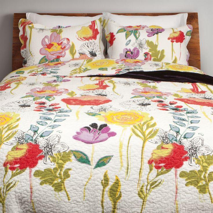 Sultana Cotton Coverlet Set | QE Home
