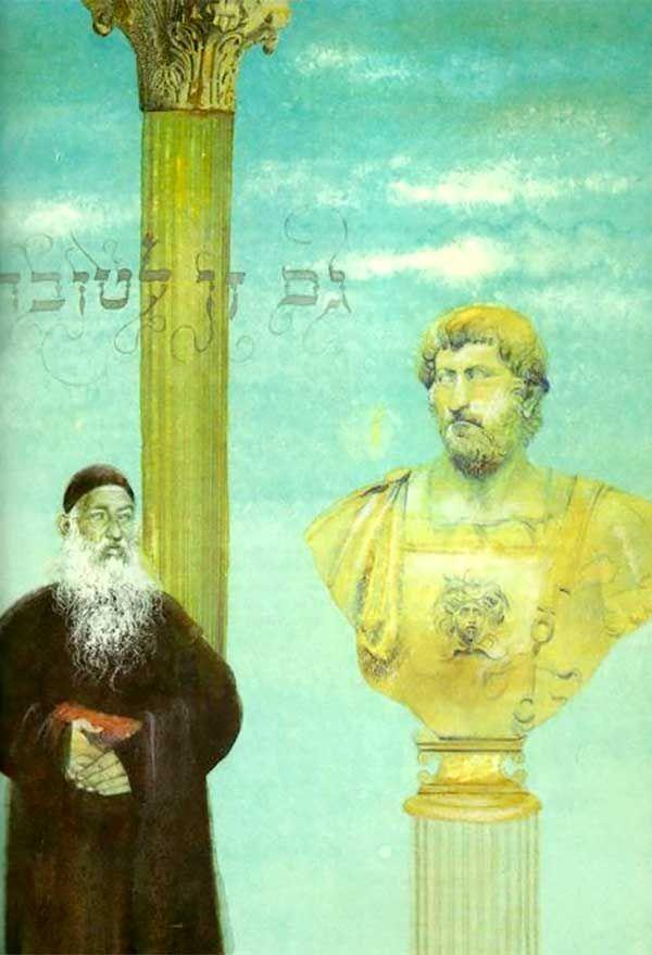 Osm světel. Židovské legendy, bajky