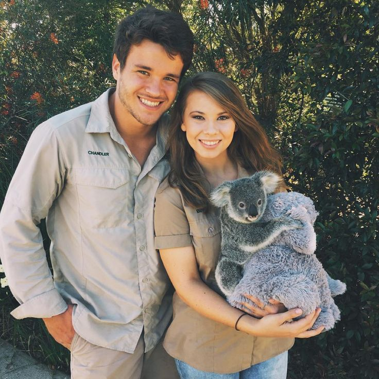 Bindi Irwin Shares Loving Birthday Message to Boyfriend Chandler Powell