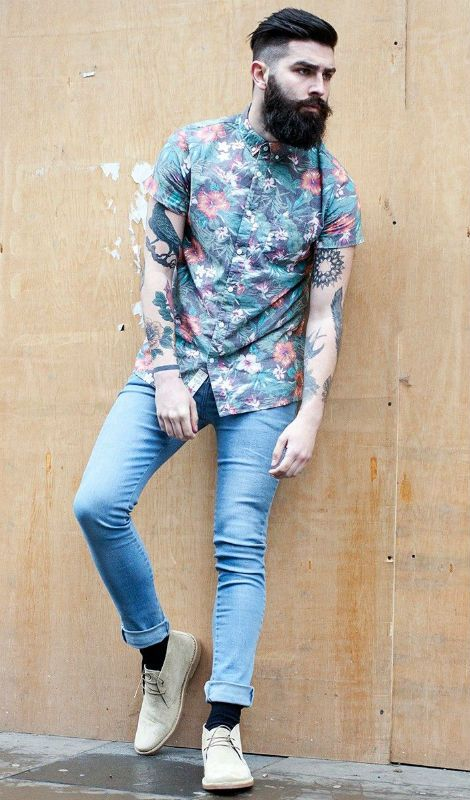 moda indie hombre 2015 - Buscar con Google