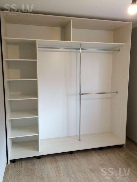 Me: Great hanging space. Also good cubby storage. Would need this doubled though#cubby #doubled #good #great #hanging #space #storage