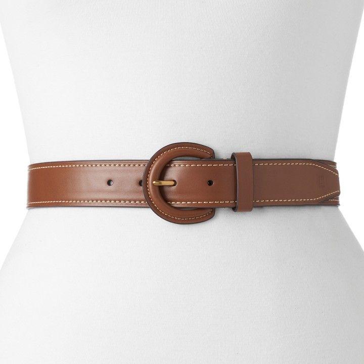 Chaps Women's Equestrian Belt
