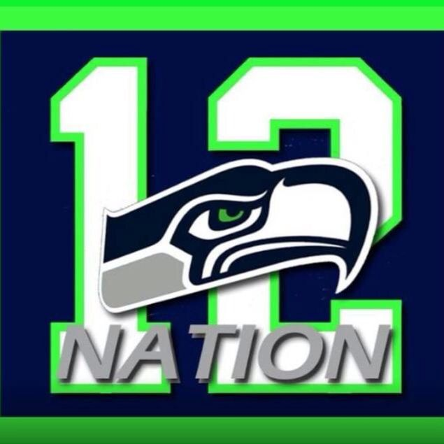 Seahawks 12 Logo Images | www.pixshark.com - Images ...