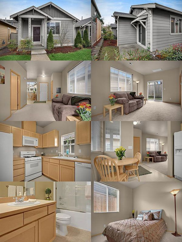 Small Cottage for Sale in Seattle Area tiny houses Pinterest