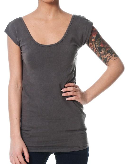 Donna - t-shirts - T-Shirt con oblò sulla schiena - Terranova Online Shop Italia
