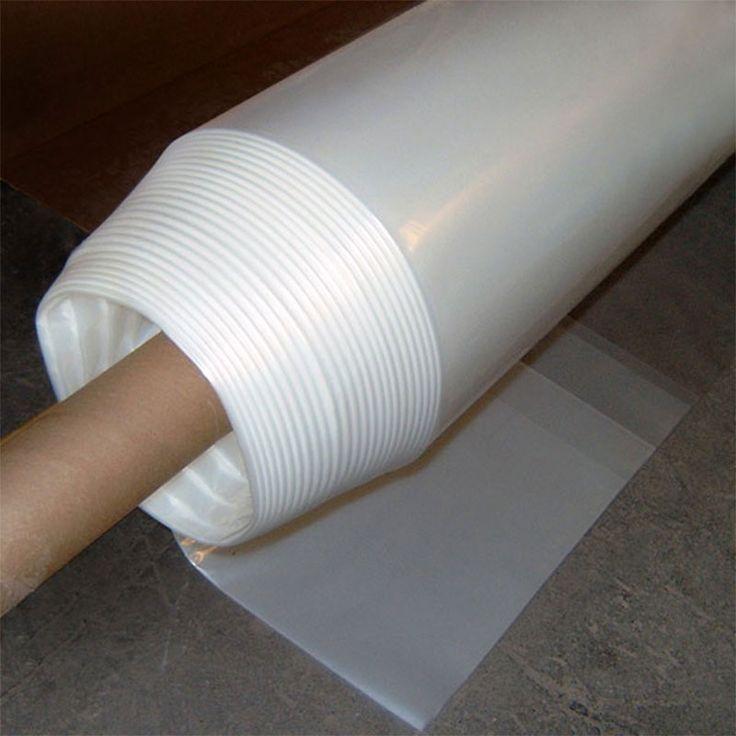 Standard Clear Greenhouse Film, 6mil - Greenhouse Plastic Film