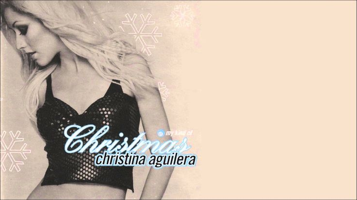 Christina Aguilera - Have Yourself A Merry Little Christmas + Lyrics (+p...