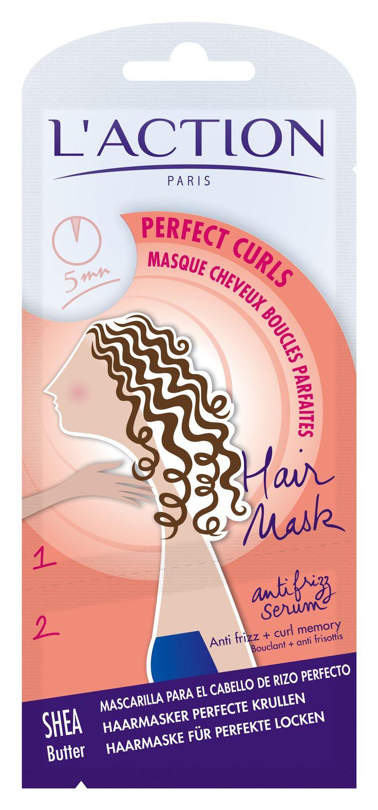 Perfect Curls Hair Mask
