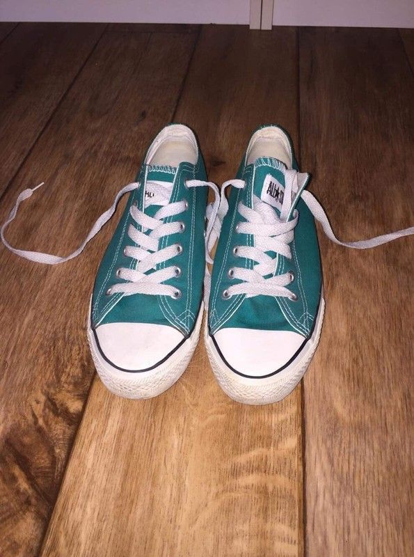 2f4b7956209 Converse Fashion Boty ConverseSneakers czSustainable Vinted wPXkn80O