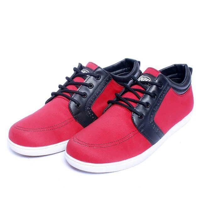 Brave Chamonix, Warna: Red Black, Size : 40-44 Untuk Pemesanan Online Kunjungi : www.rockford-footwear.com *Gratis pengiriman ke seluruh Indonesia Email: contact@rockford-footwear.com Pin :...