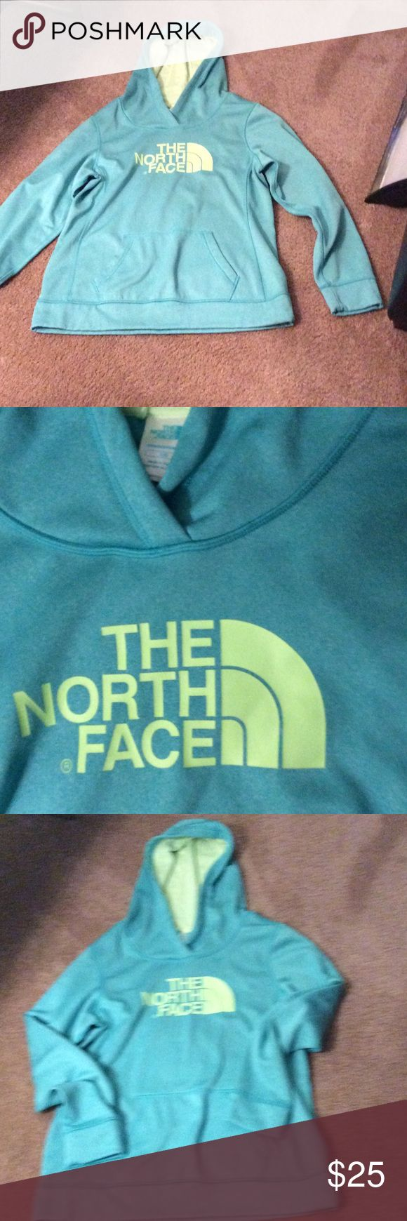 North face sweat shirt new never worn no tags Sweat hood The North Face Jackets & Coats