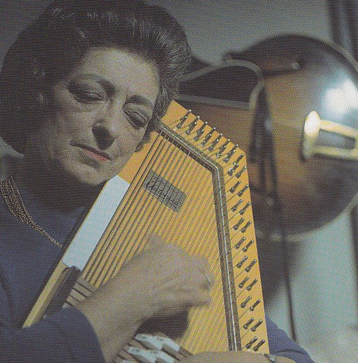 The Mother of autoharp/Maybelle Carter