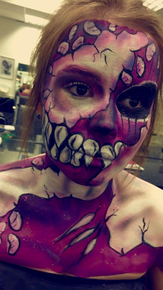 Body art 🎨 Halloween 🎃