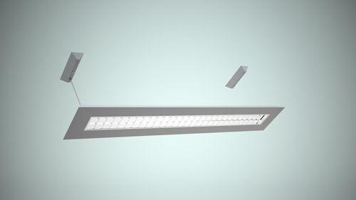Светильник прямого-отраженного света SOLO | Офисное освещение от компании Световые Технологии