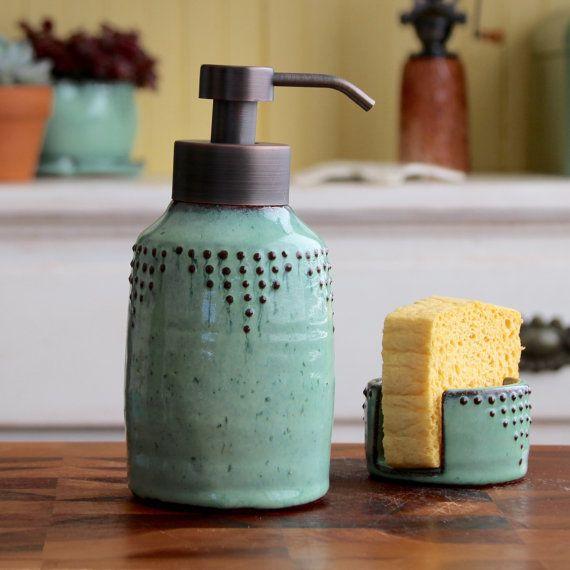 Foaming Soap Bottle Dispenser Dish Or Hand Soap Pump