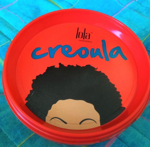 Creme de Pentear Creoula da Lola Cosmetics (creme oleoso)manteiga de karitê, água de coco, óleo de coco, cera de abelha