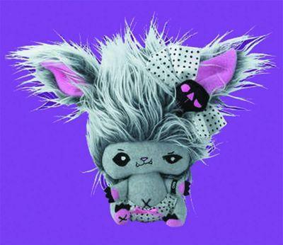 Vamplets Howliss Werewolf Baby Plush